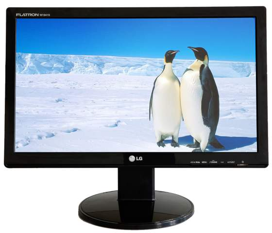 Monitor 18.5 Polegadas LED