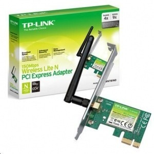 Adaptador Wireless PCI Express N 150Mbps
