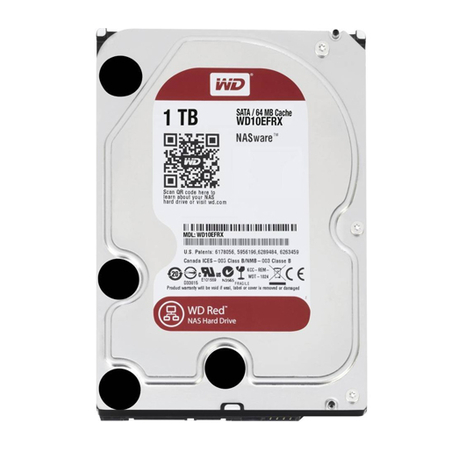 HD 1TB Sata III Red NAS 24x7 (PC e Server)