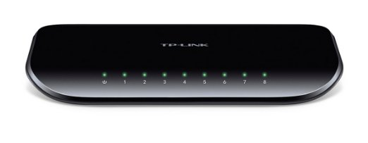 Switch 8 Portas Gigabit 10/100/1000