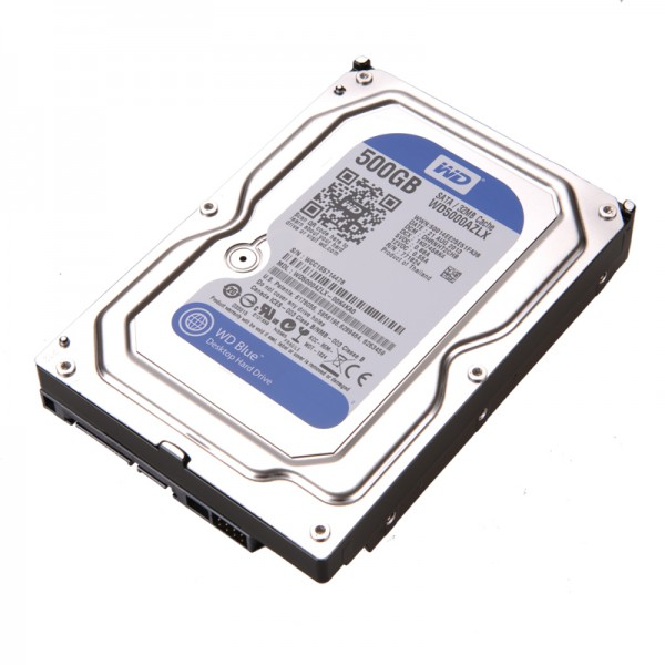 HD 500GB SATA lll WD 7200rpm 32MB (PC)