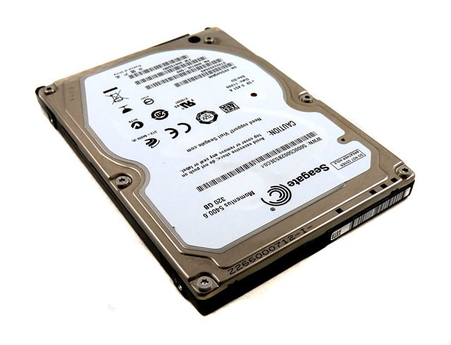 HD 320GB SATA (Notebook)