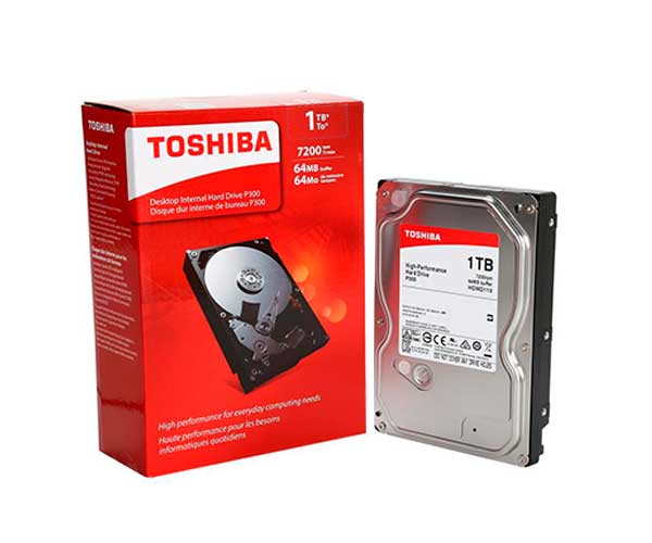 HD 1TB Sata lll (PC)
