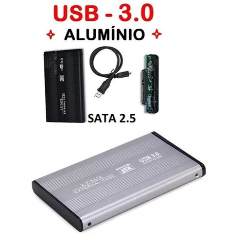 "Case HD 2.5"" Sata USB 3.0"