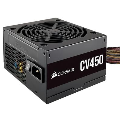Fonte Real ATX 450W 80 Plus Bronze