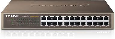 Switch 24 Portas (para rack)